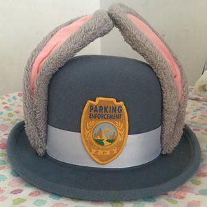 Disney Zootopia Judy Hopps' ZPD Hat